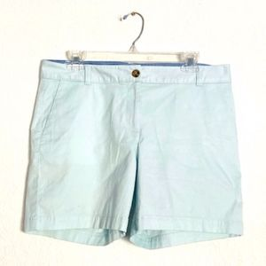 Talbots | The Weekend Chino Short Light Blue 10P